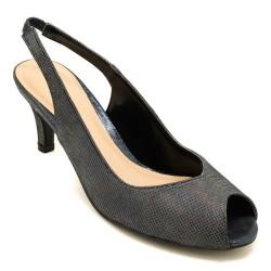Gemini Leather Black
